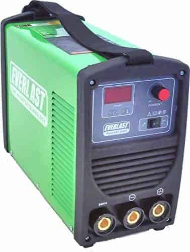 2018 EVERLAST PowerARC 200ST 200amp TIG Stick IGBT Welder 110/220 Dual Voltage