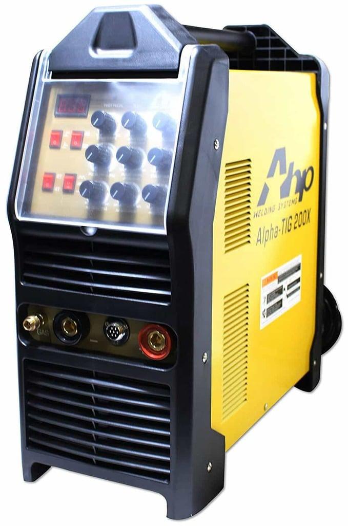 AHP AlphaTIG 200X AC DC Tig/Stick Welder