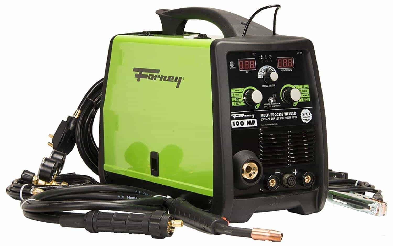 Forney 324 MIG/Stick/TIG 190-Amp Welder
