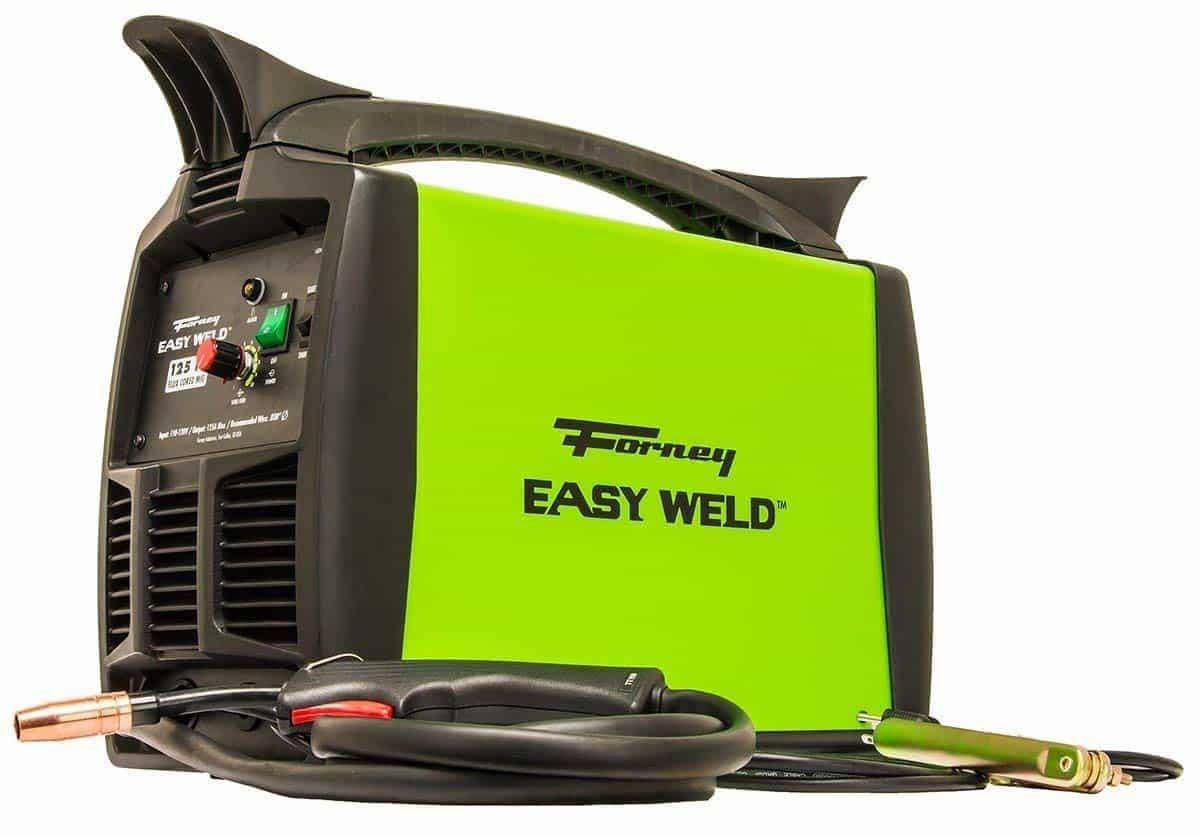 Forney Easy Weld 299 125FC Flux Core 120v MIG Welder