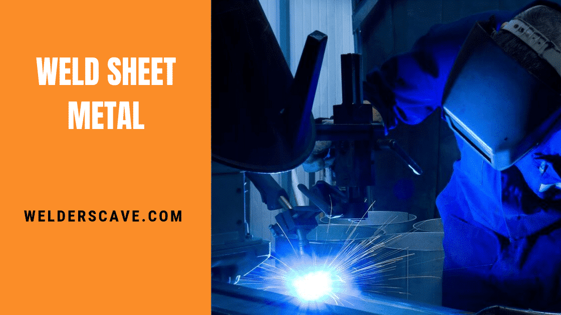 How to Weld Sheet Metal With Flux Core
