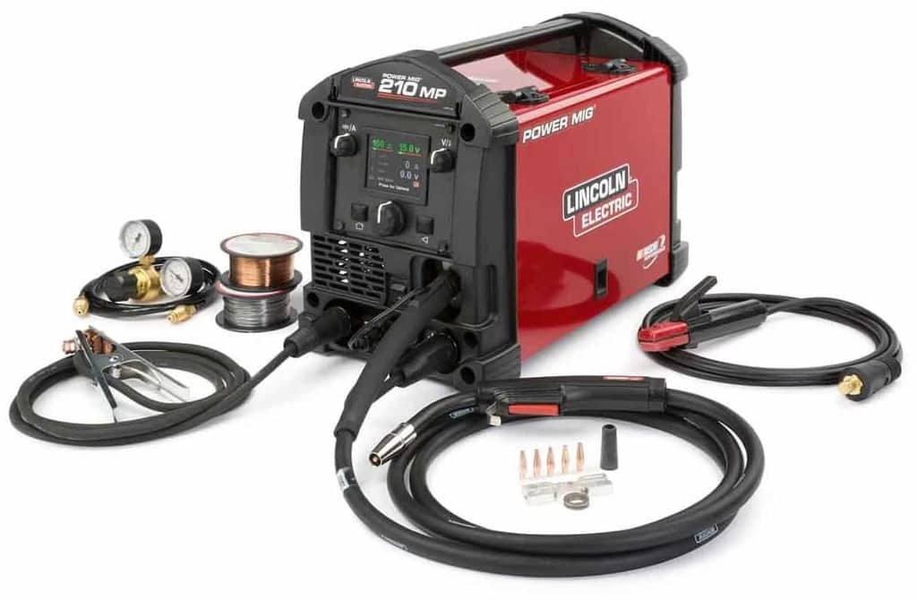 Lincoln Electric Powermig 210 - Best Combo Welder