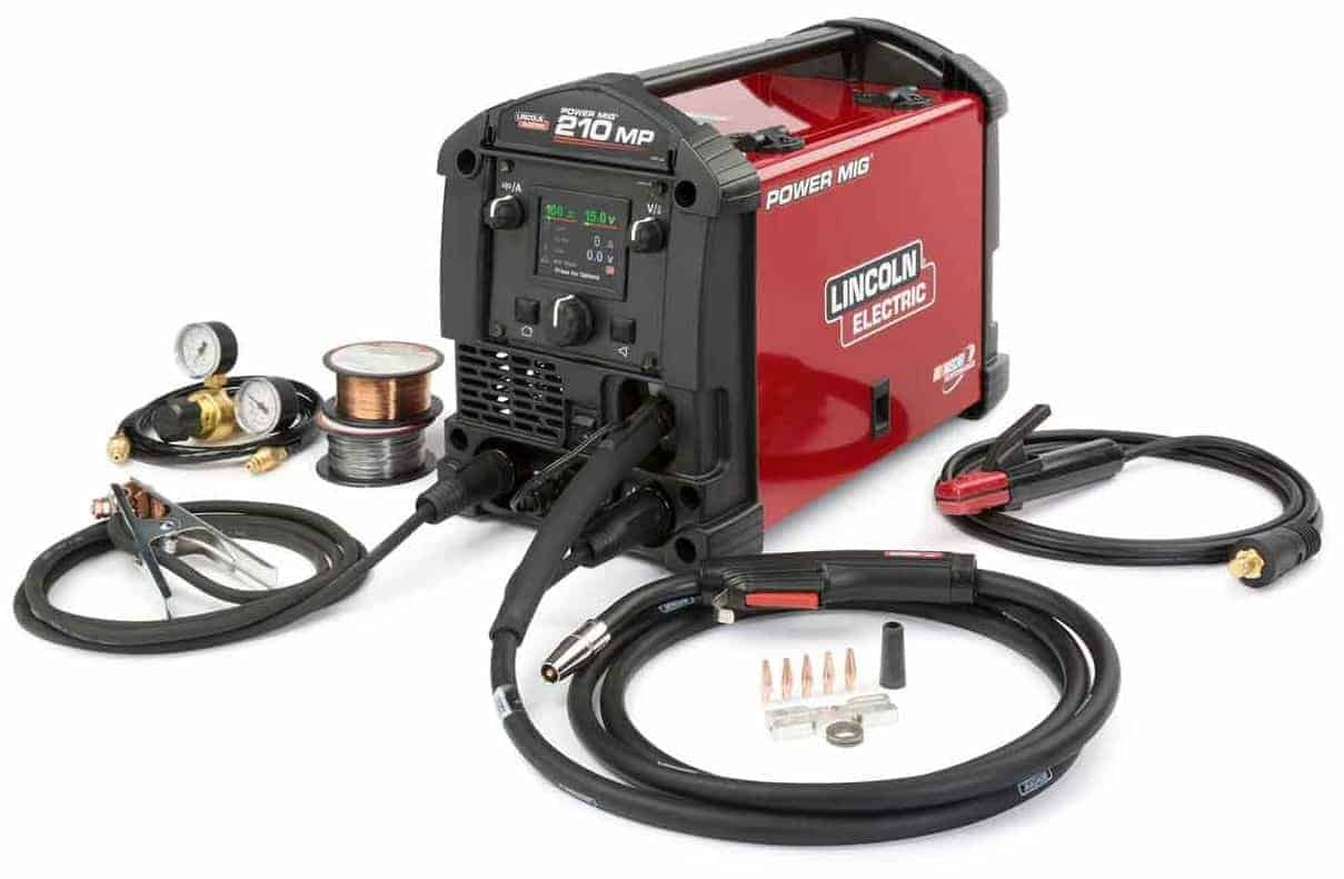 Lincoln Electric Power Stick Welding Machine
