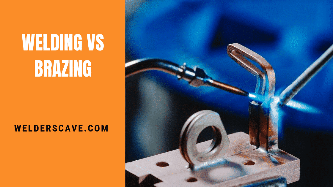 What Is The Difference Between Welding And Brazing