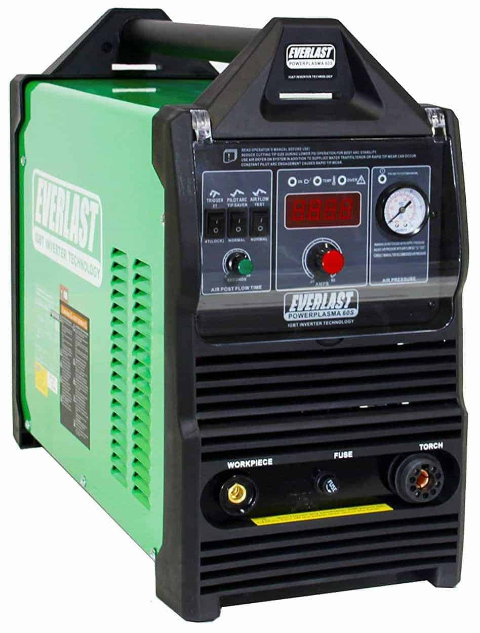 2019 Everlast Inverter plasma cutter