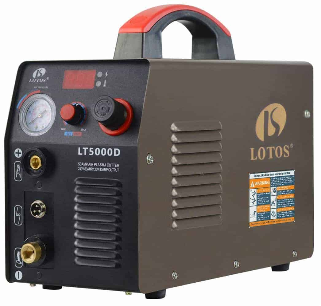 LOTOS LT5000D 50A Air Inverter Plasma Cutter