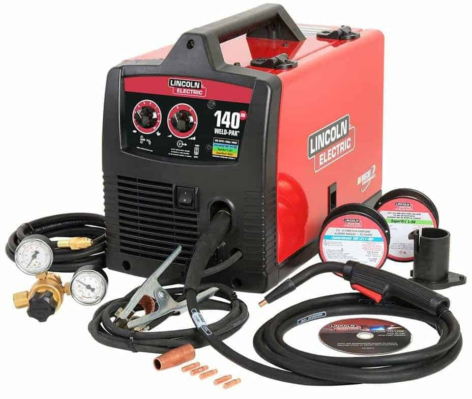 Lincoln 140 MIG Welder Review