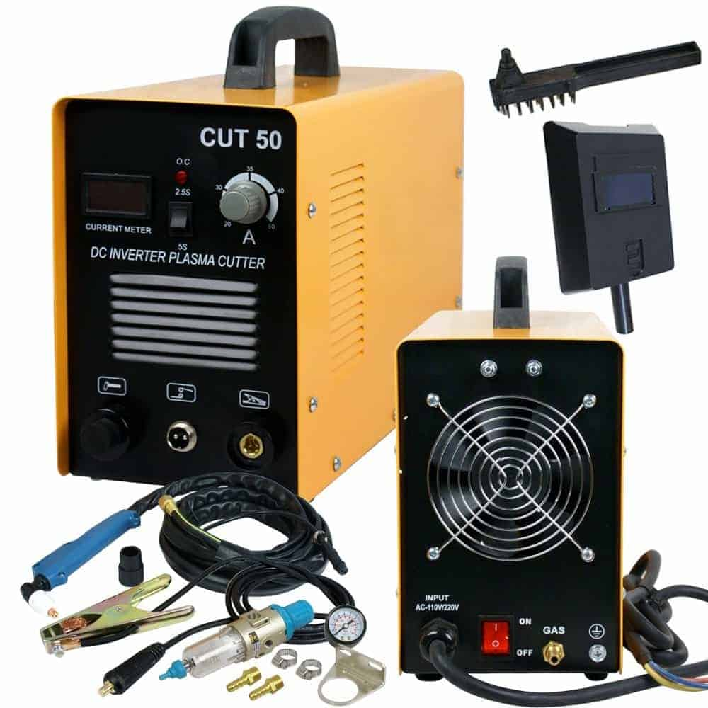 SUPER DEAL DC Inverter Plasma Cutter Welding Machine