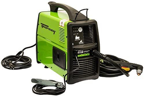 Forney 317 Plasma Cutter with Air Compressor