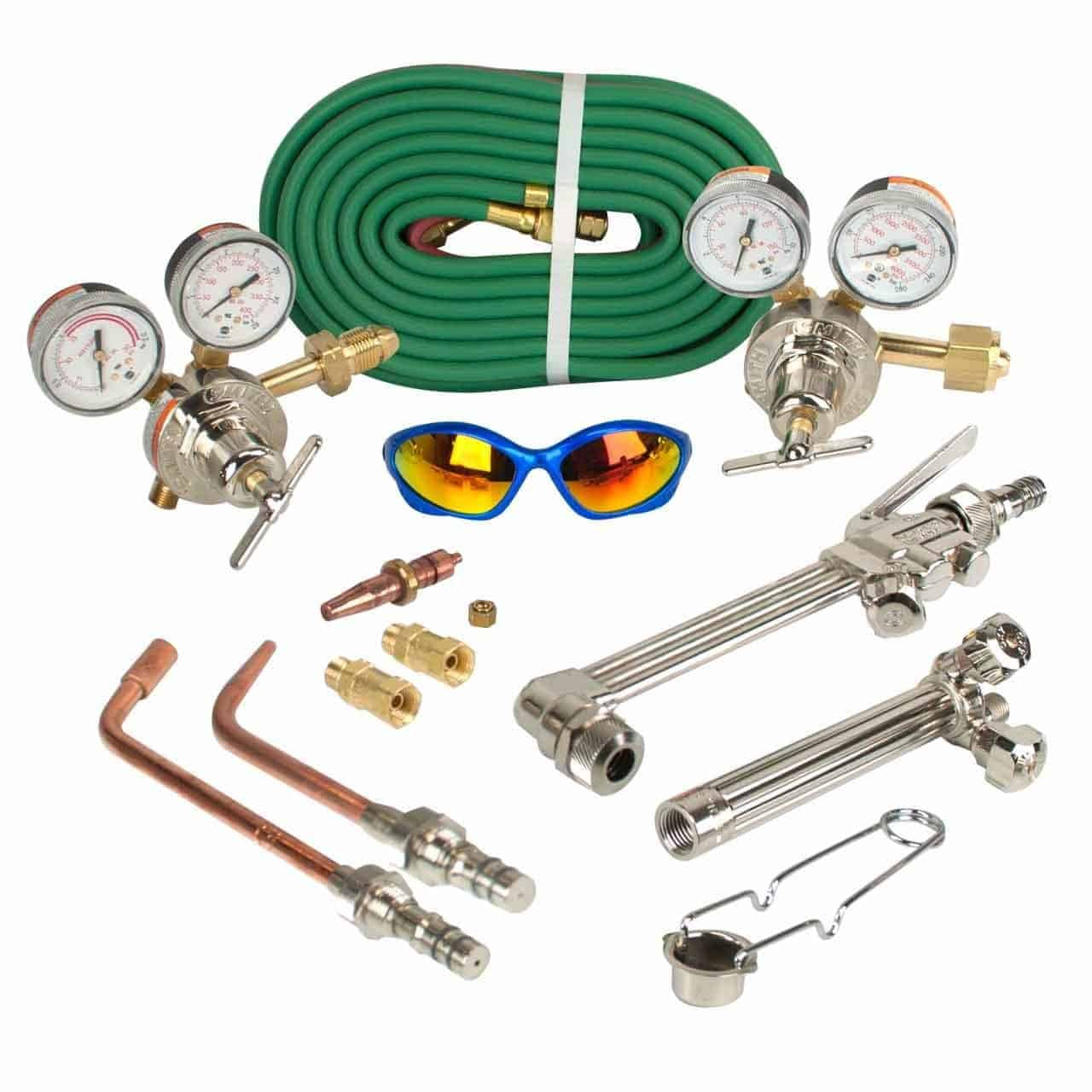 Miller Electric Oxy-Acetylene Cutting Torch Kit