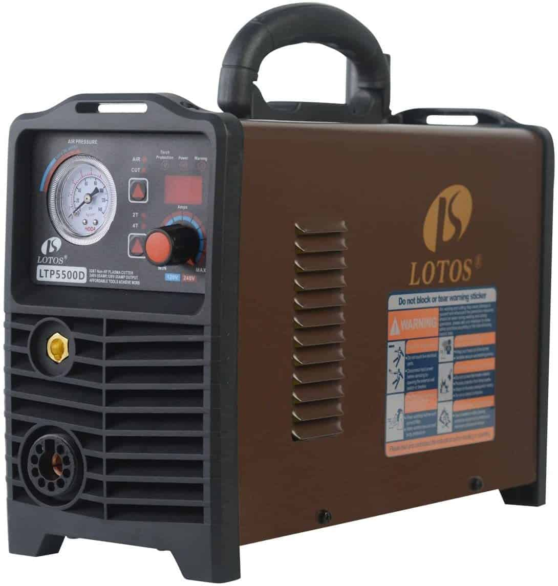 LOTOS LTP5500D Arc Plasma Cutter