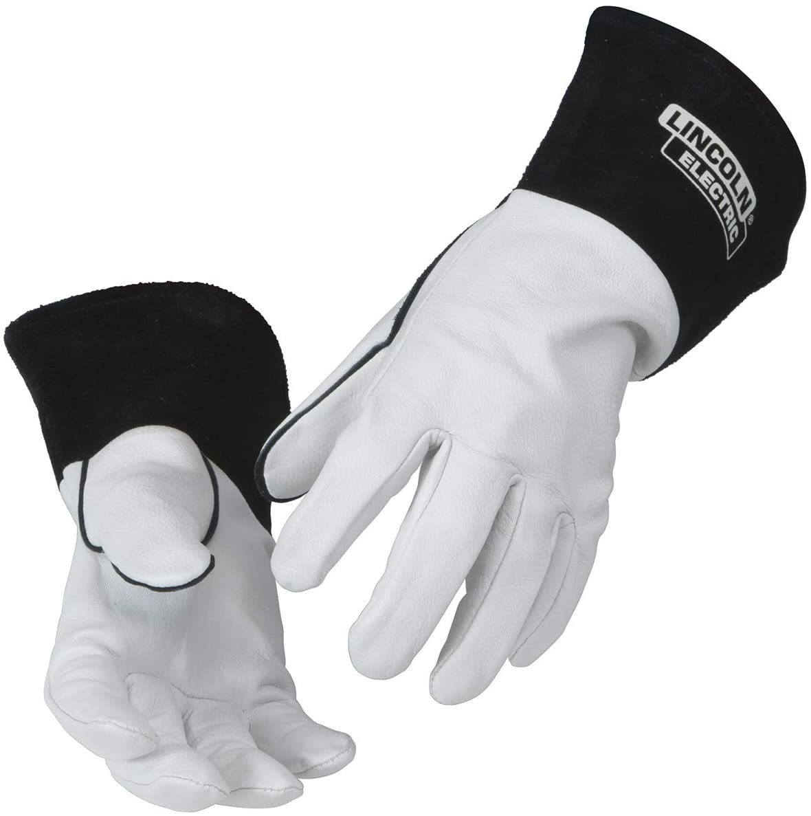 Lincoln Electric Grain Leather TIG Welding Gloves