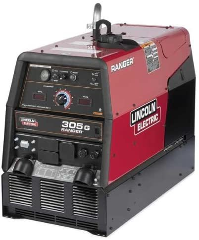 Lincoln Electric Ranger 305 G Multi-process DC Welder/AC Generator
