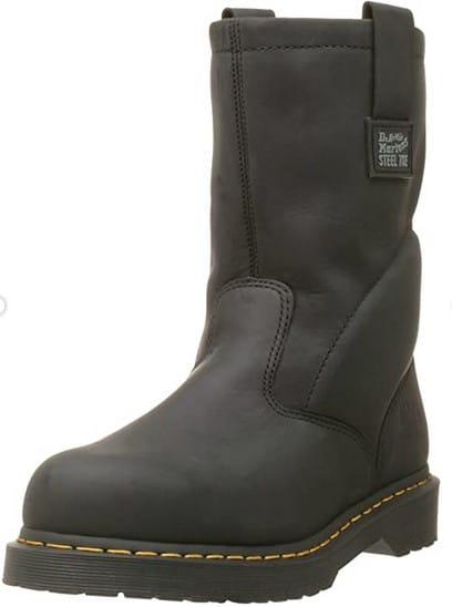 Dr. Martens - Men's Icon Steel Toe Welding Boots