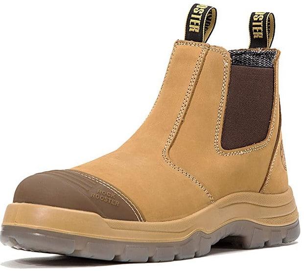 ROCKROOSTER Welding Work Boots for Men