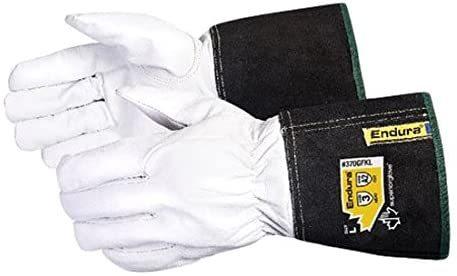 Superior Precision Arc Goatskin Leather TIG Glove