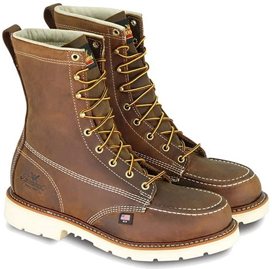 Thorogood Moc Toe Welding Work Boot
