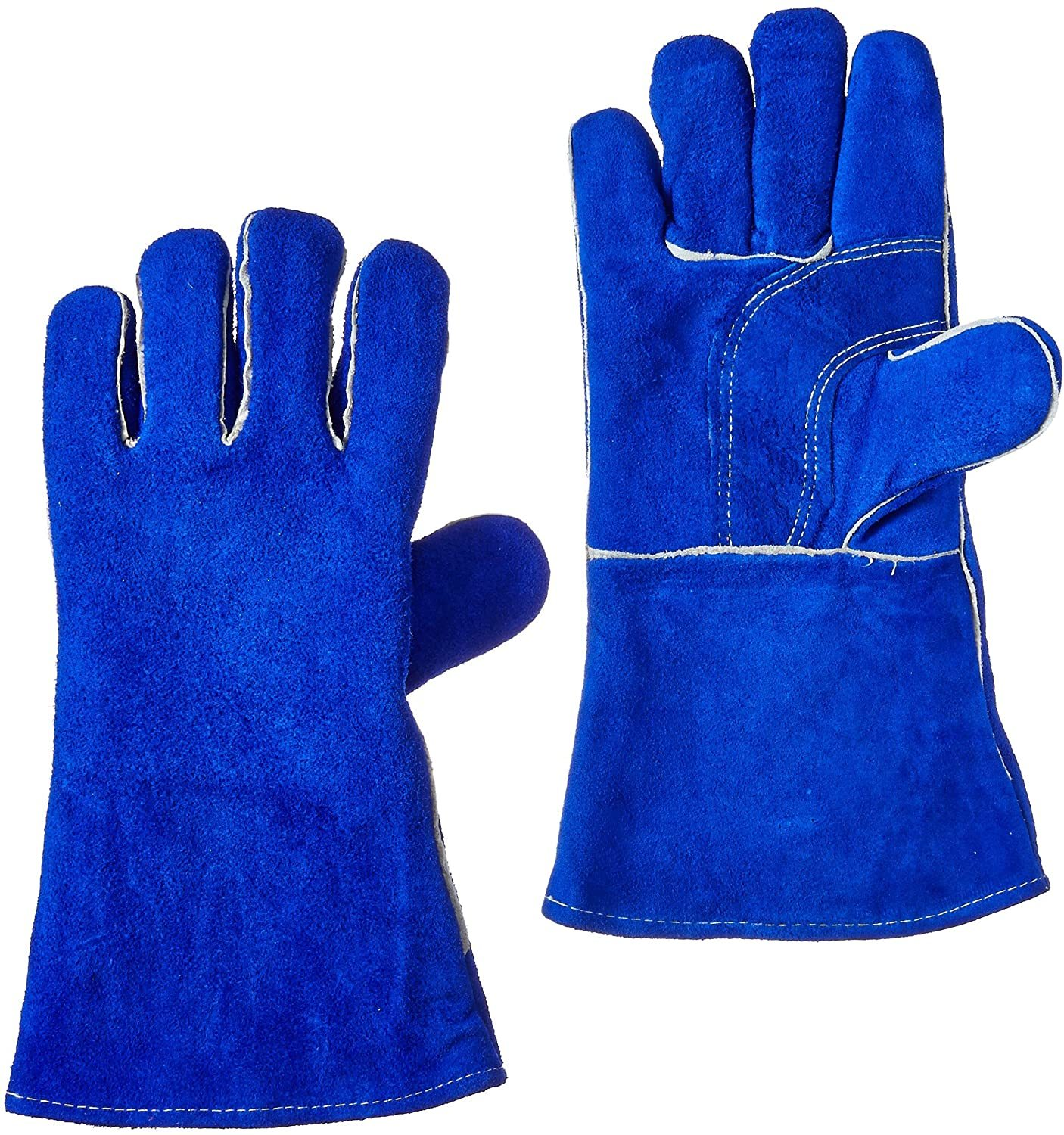 US Forge 400 Welding Gloves Lined Leather