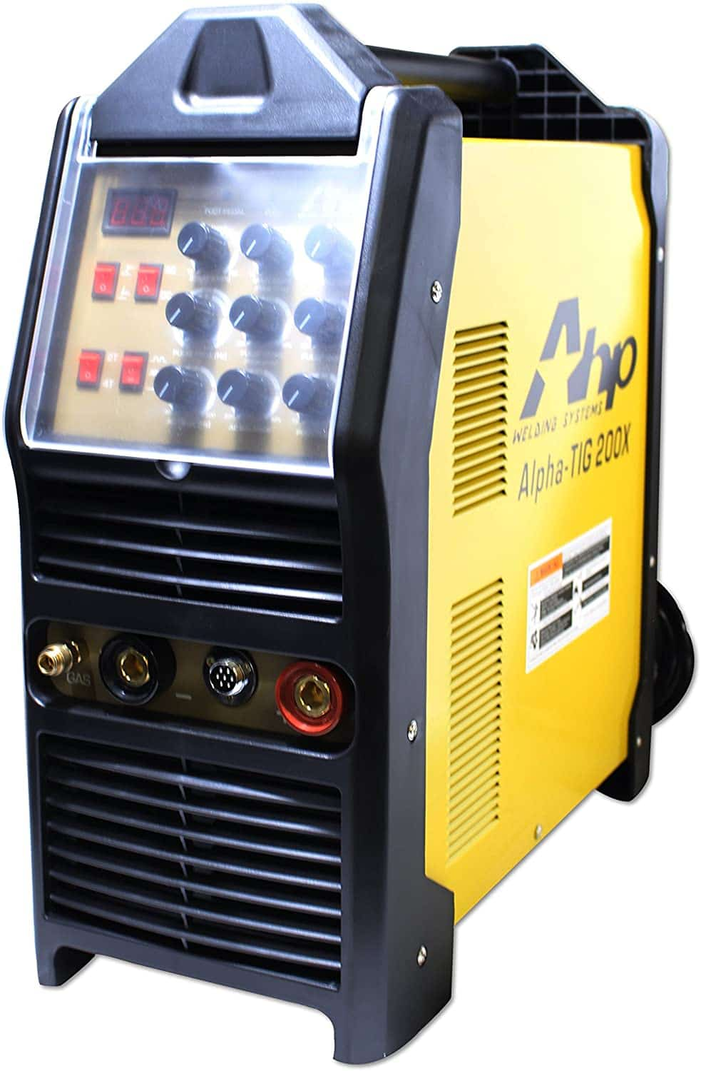 2018 AHP AlphaTIG IGBT Welder For Metal