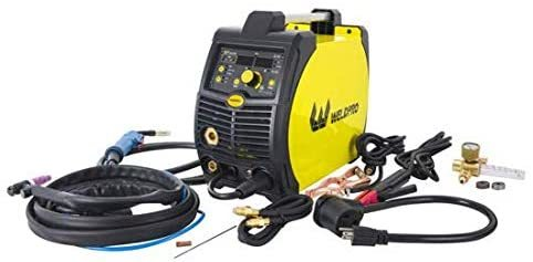 2020 Weldpro 200 Amp Inverter Welder For Sheet Metal