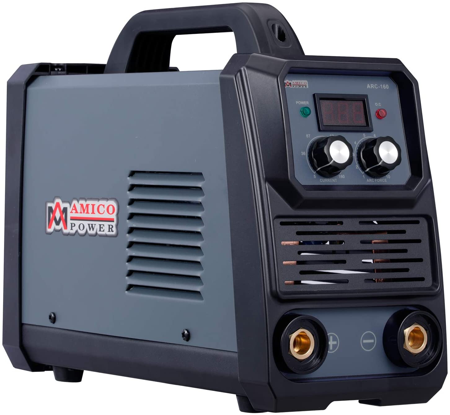 Amico 160 Amp Stick ARC Welder For Exhaust System