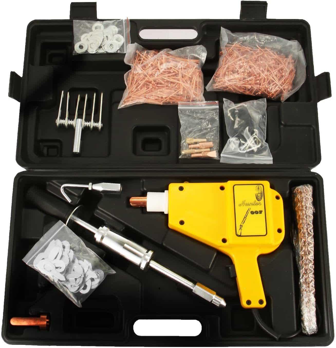 Bestauto Uni-Spotter Stud Dent Welder Kit