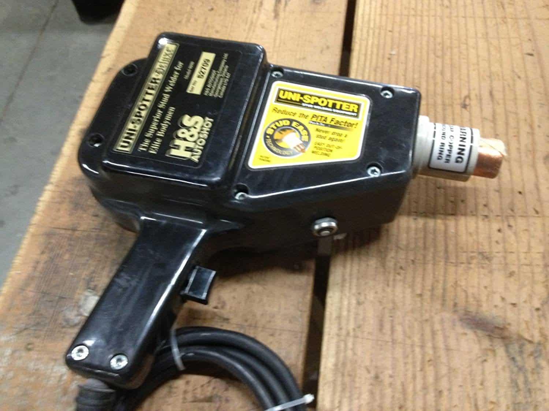 H & S Auto Shot 9000 Welder Stud Kit