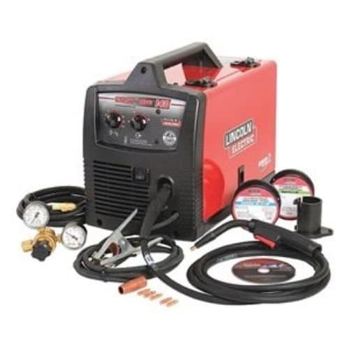 Lincoln Electric K2697-1 MIG 140 Welder for Pipe