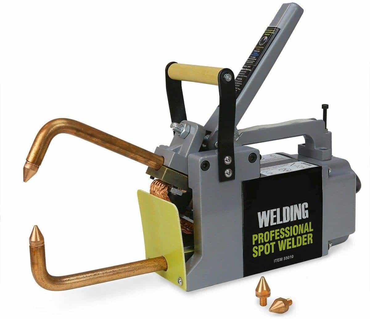 Stark Professional Electric 240 Volt Portable Spot Welder Machine