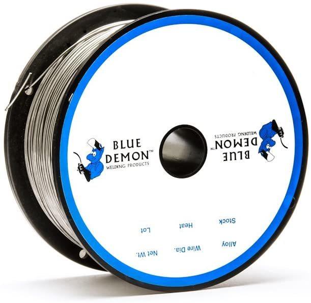 Blue Demon E71TGS Spool Gasless Welding Wire
