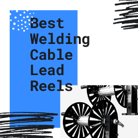 Best Welding Cable Lead Reels