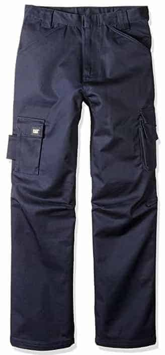 Caterpillar Men's Flame-Resistant Cargo Pant