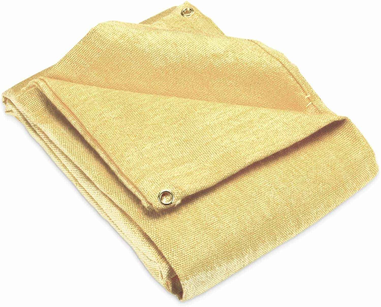 Fiberglass 4' by 6' Welding Blanket