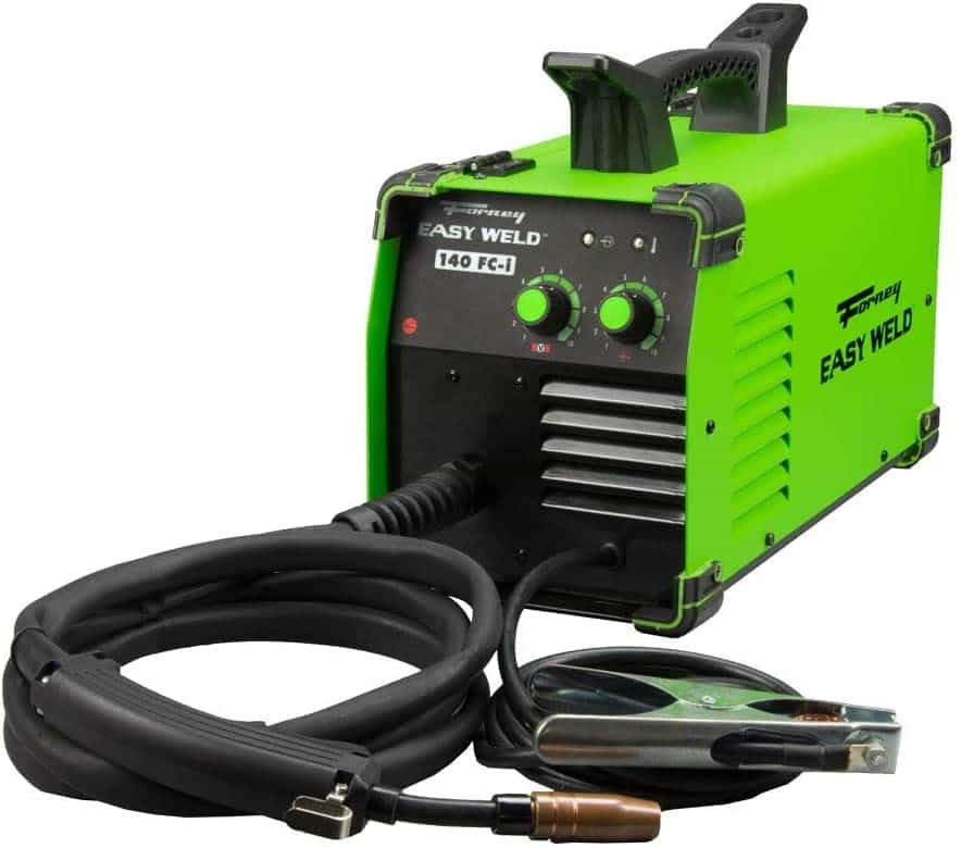 Forney Easy Weld 261 MIG Welder For Auto Body Framework
