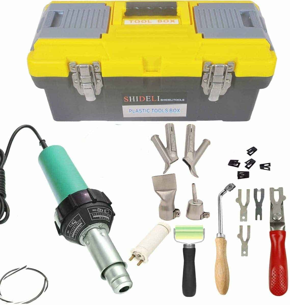 Go2home 1600W plastic Welder kit