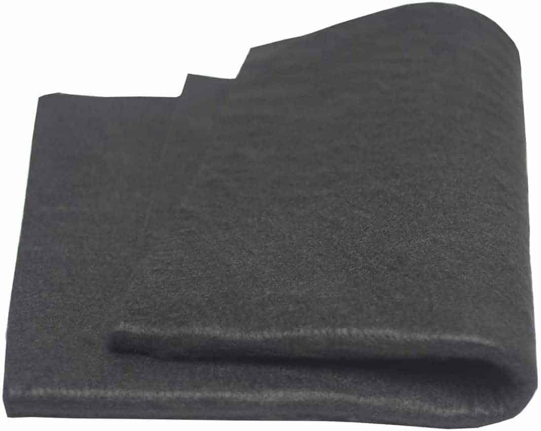 HANSWAY High Temp Carbon Fiber Welding Blankets