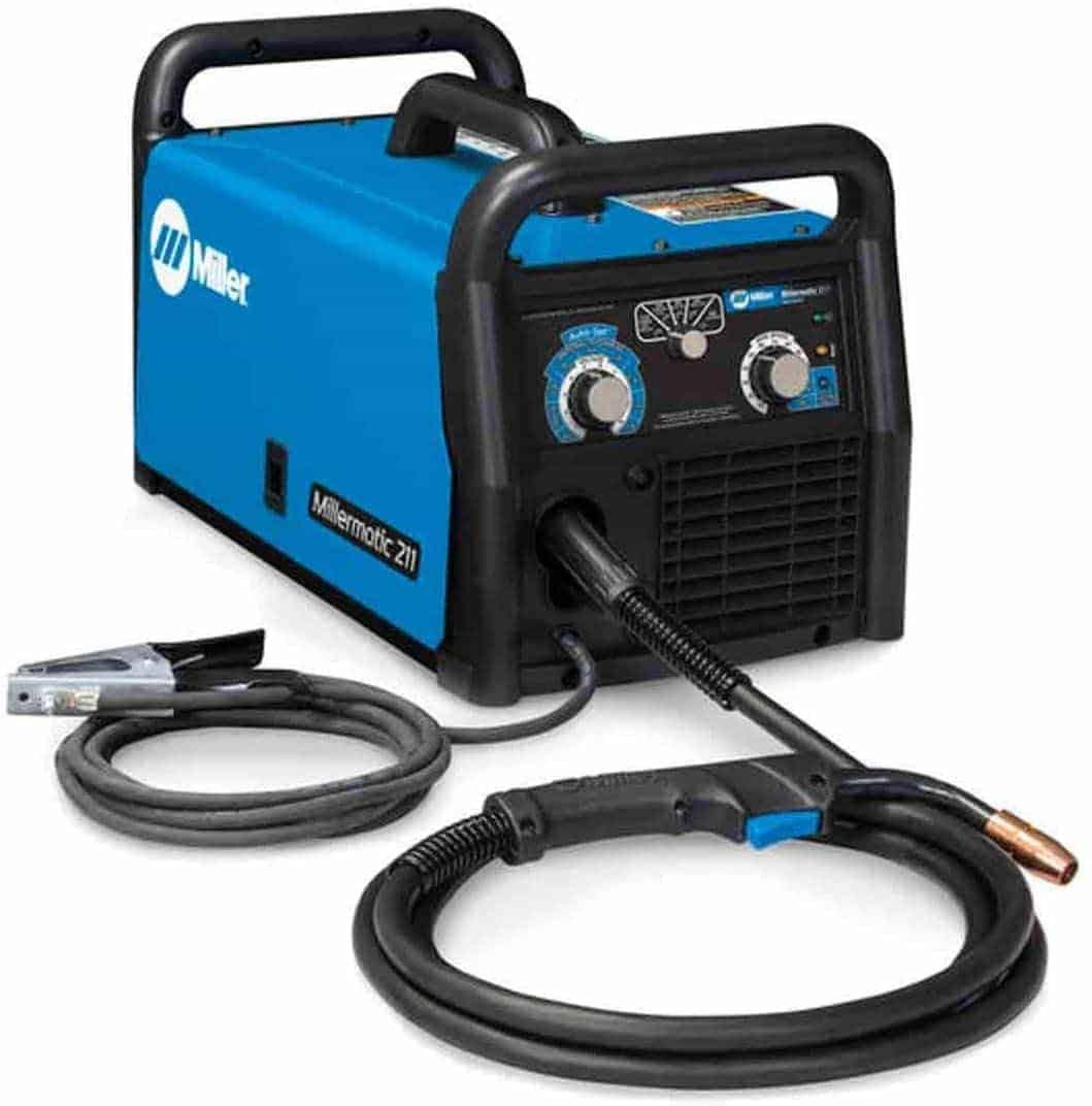 Miller Electric 120/240VAC Welder For Automotive