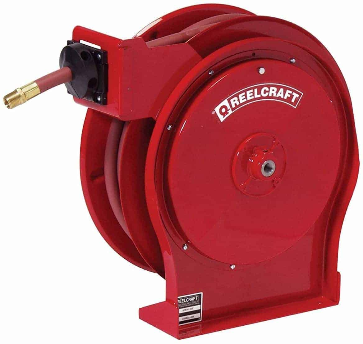 Reelcraft A5850 OLP Spring Driven Hose Reel