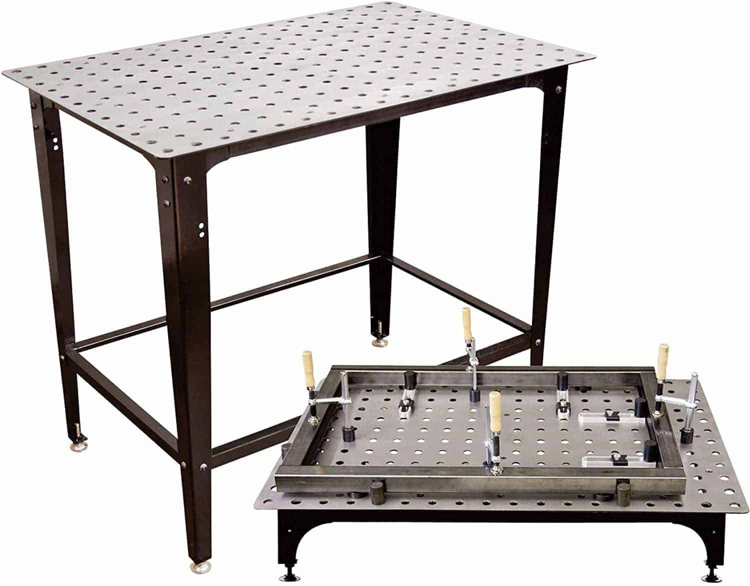 Strong Hand Tools FixturePoint Welding Table and Tools Kit