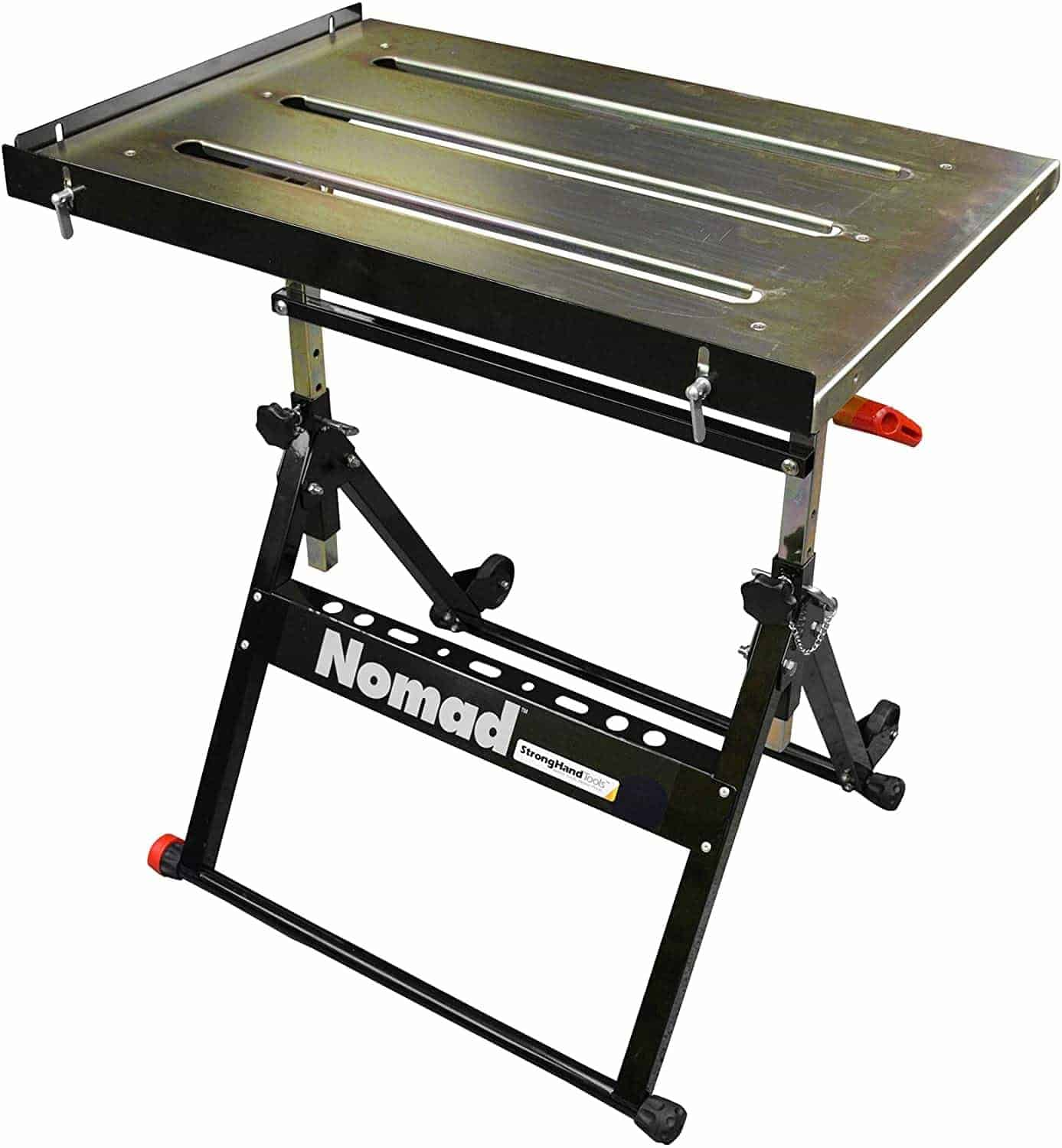 Strong Hand Tools Steel Welding Table