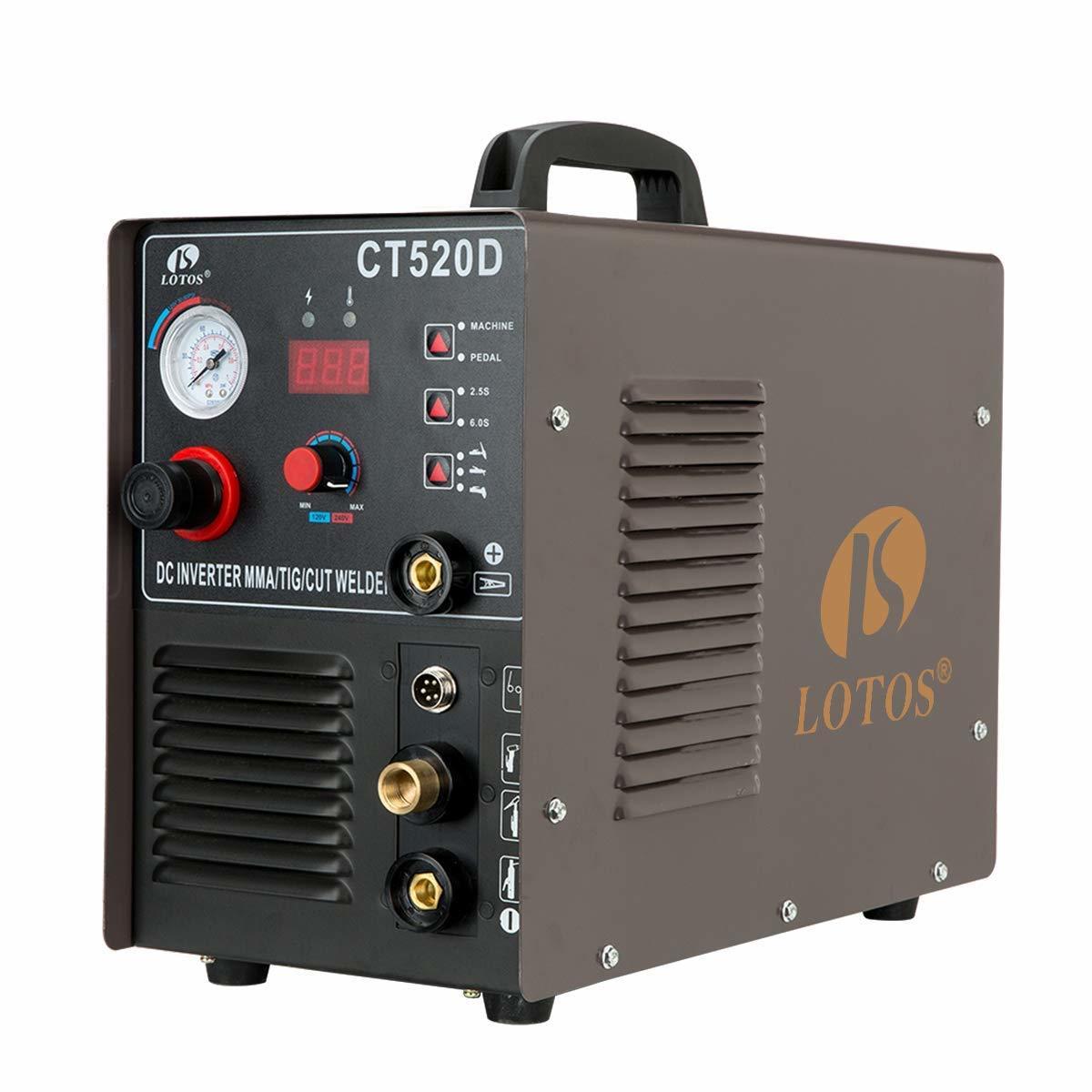 Lotos CT520D 50 AMP Stick Welder