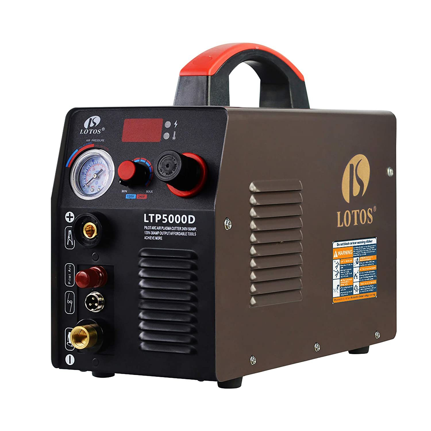 Lotos LTP5000D Multiprocess Welder