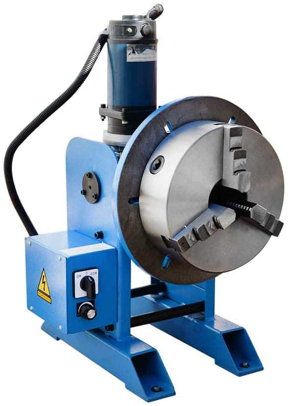 PROLINEMAX Welding Positioner Positioning Rotary Turntable