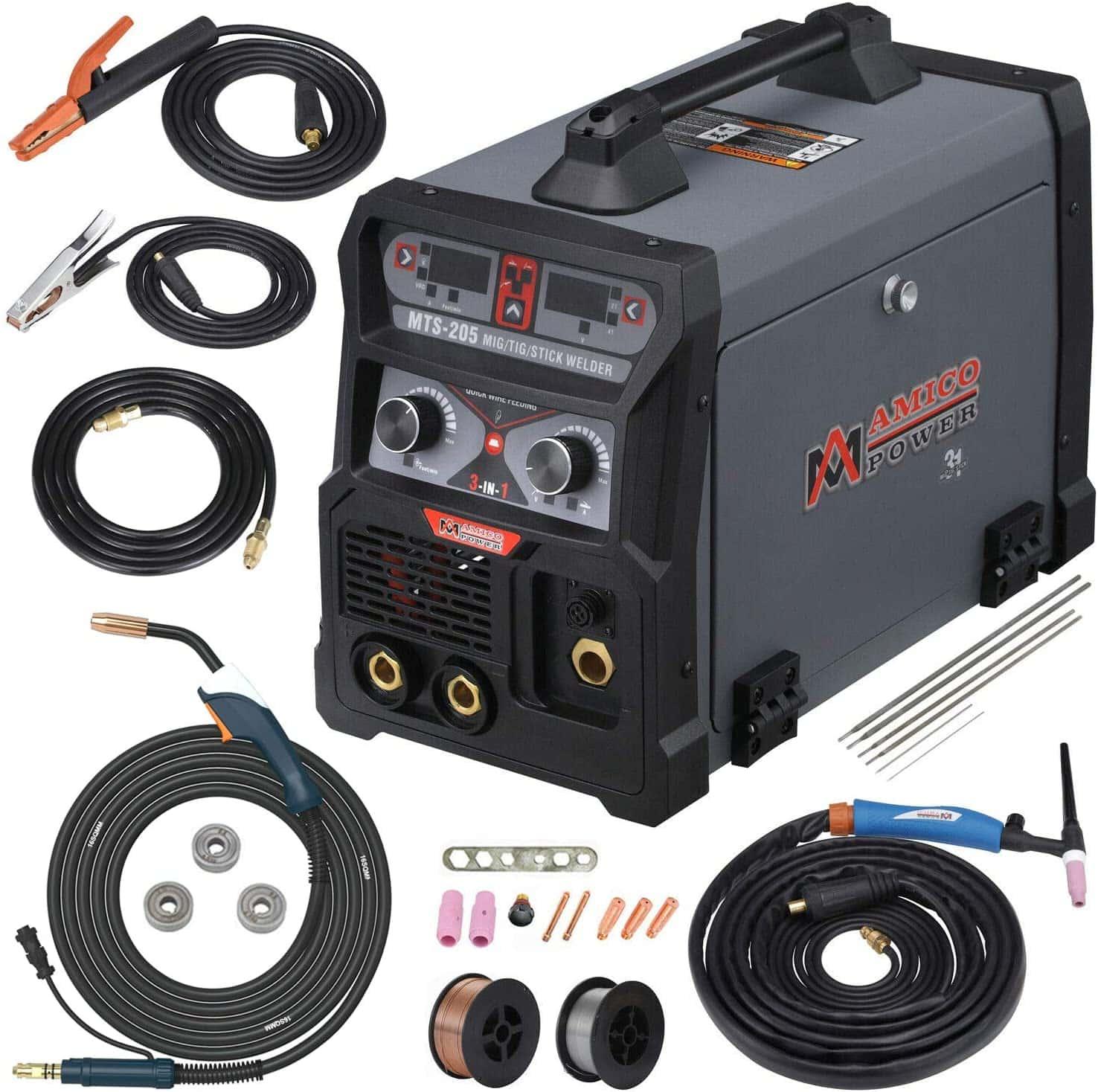AmicoPower MTS-205 Combo Welder