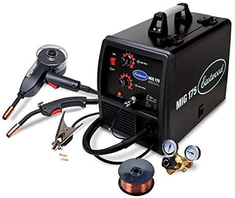Eastwood 175 Amp MIG Welder with Spool Gun