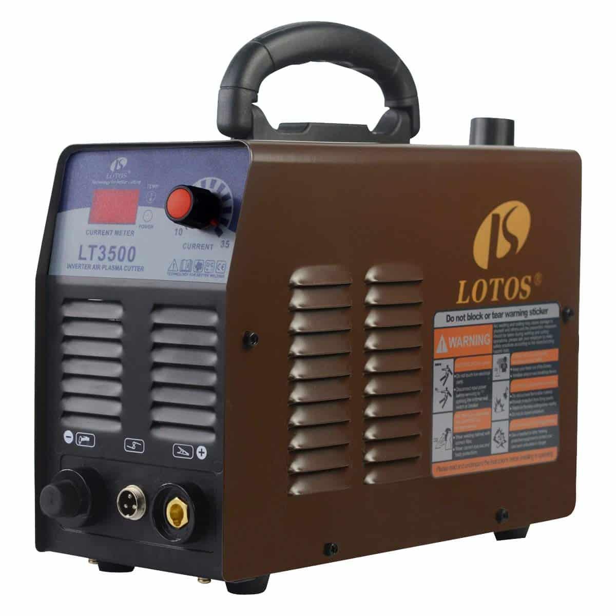 Lotos LT3500 35Amp