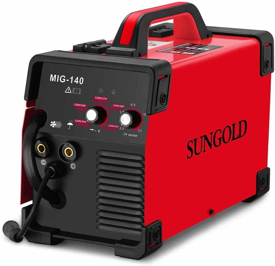 SUNGOLDPOWER Dual Voltage IGBT DC Inverter Welding Machine