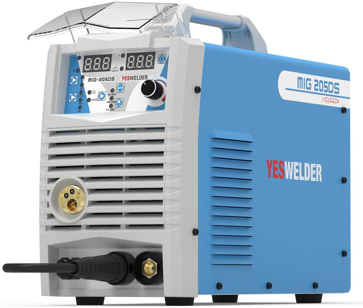 YESWELDER Digital MIG-205DS Welder