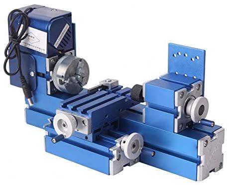 CJC Mini Metal Lathe Machine