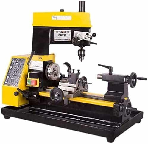 CJC Multi-function Mini Lathe Drilling Milling Machine